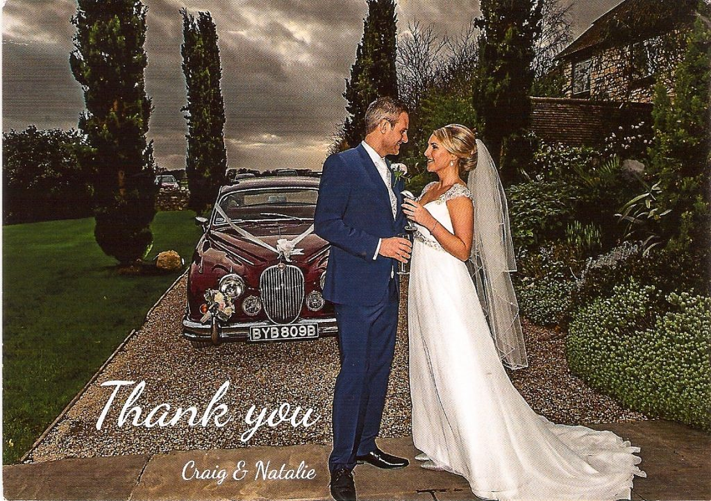 Thank You Craig & Natalie
